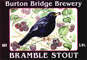 Bramble Stout Pump Clip